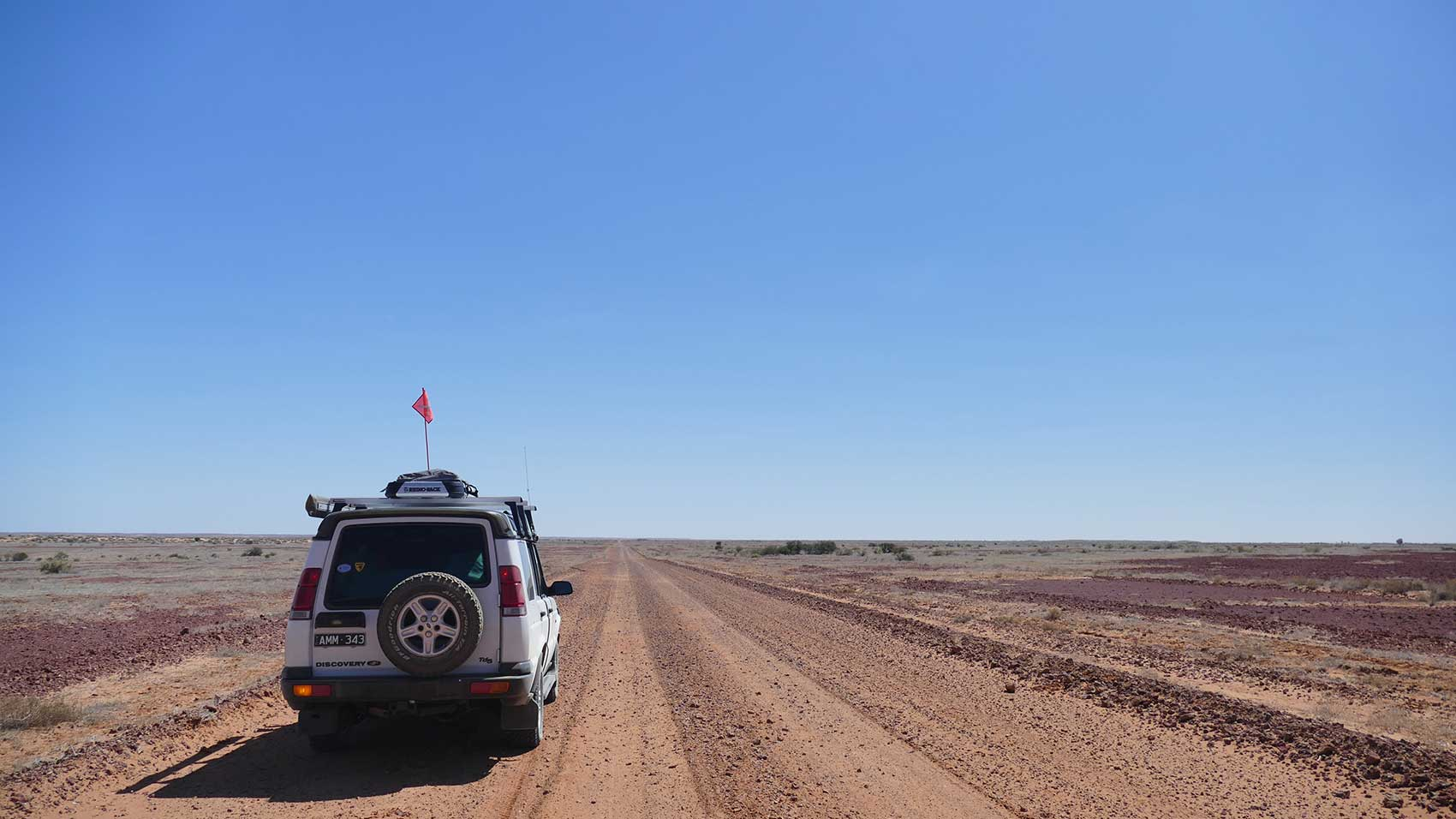 Adventure to the Red Centre